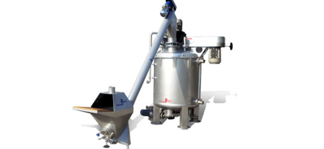 VERTICAL AND HORIZONTAL MIXERS